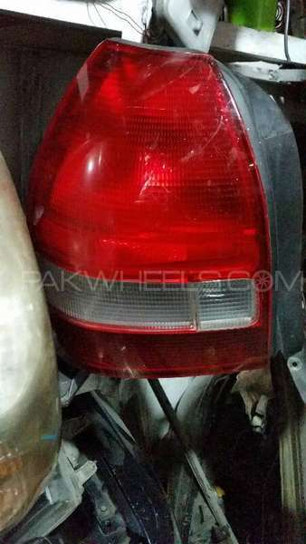 Honda Civic 99 2000 Hatch Back Genuine Tail Lights For Sell Image-1