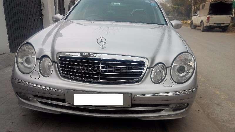 Mercedes Benz E Class E240 2004 Image-5