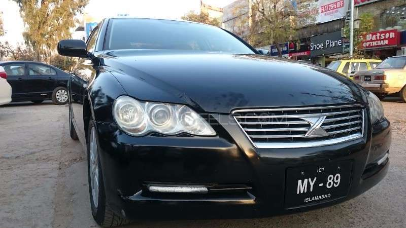 Toyota Mark X 250G F Package 2005 Image-1