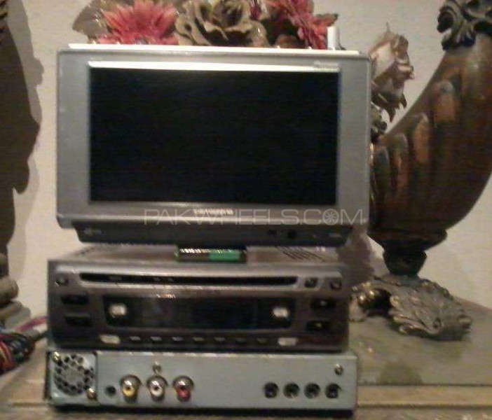 TV Navigation cd player Image-1