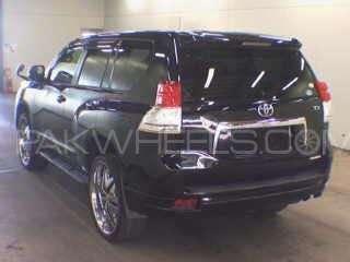 Toyota Prado TX Limited 2.7 2012 Image-3