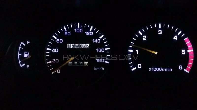 Toyota Prado TX Limited 3.4 2007 Image-10