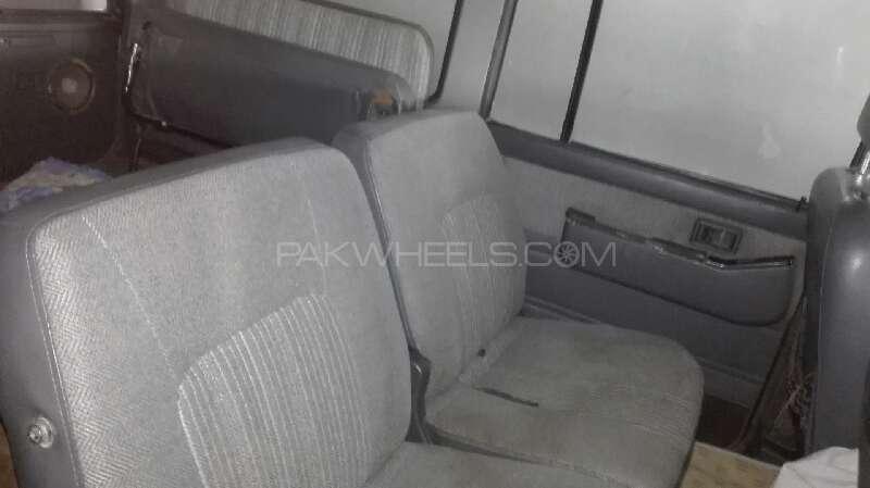 Nissan Patrol 4.2 SGL 1990 Image-8