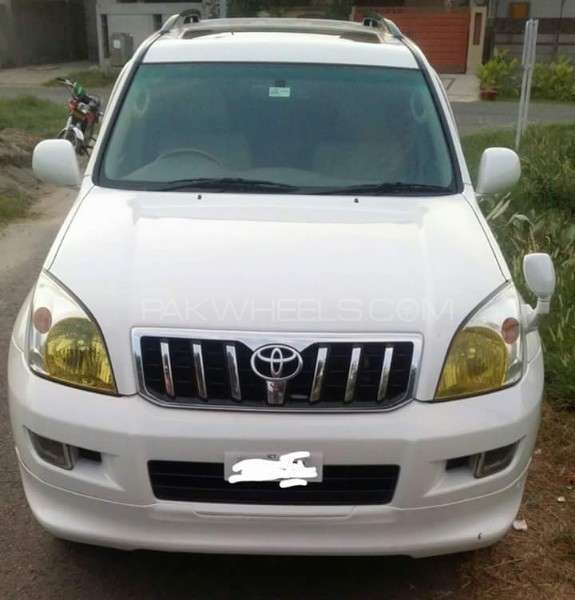 Toyota Prado TX Limited 3.4 2006 Image-1