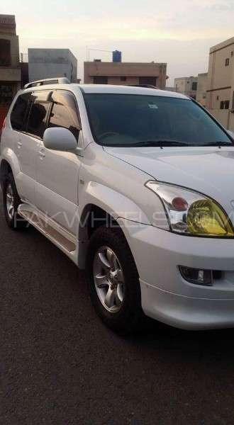 Toyota Prado TX Limited 3.4 2006 Image-5