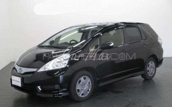 Honda Fit Hybrid Base Grade 1.3 2012 Image-1
