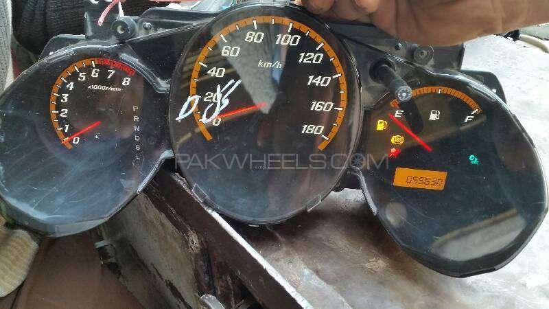 Honda City 2005 To 2007 Speedo Meter For Sell  Image-1