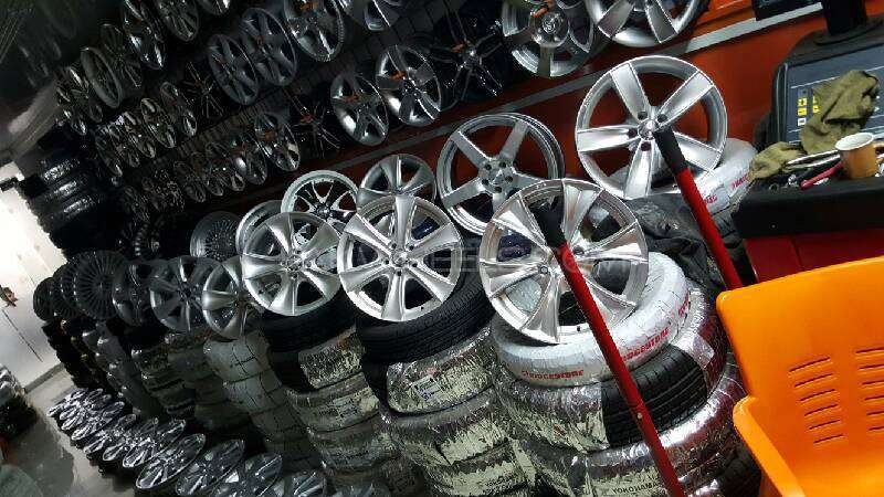 100% Original & imported Tyres   Image-1
