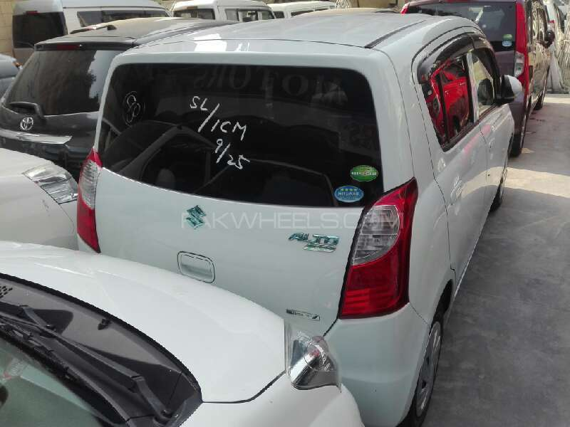 Suzuki Alto 2012 Image-5