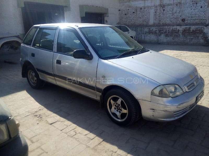 Suzuki Cultus VXRi 2005 Image-2