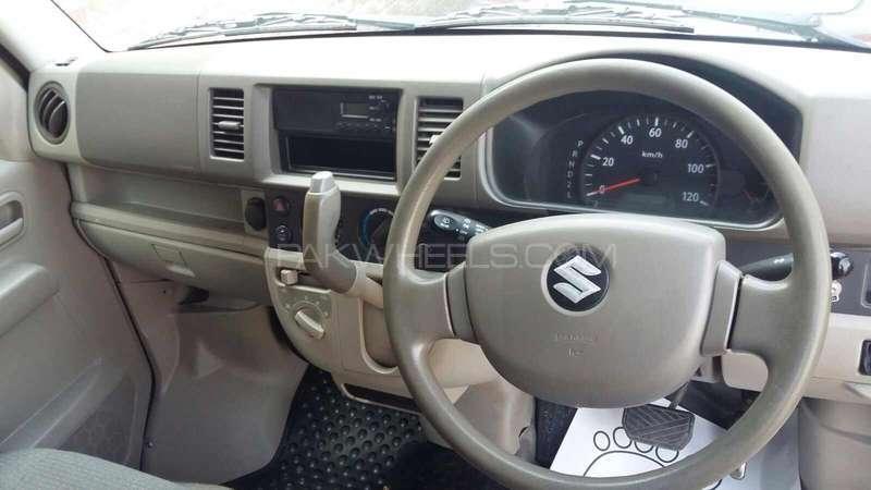 Suzuki Every GA 2011 Image-9
