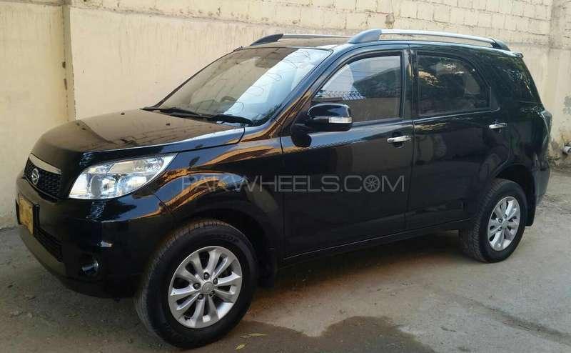 Daihatsu Terios 4x2 Automatic 2011 For Sale In Karachi