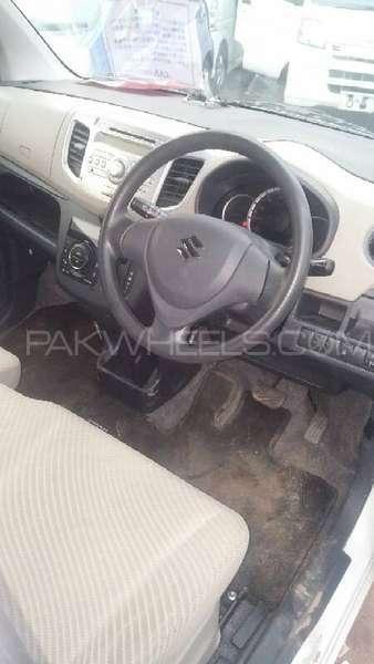 Suzuki Wagon R FX Idling Stop 2012 Image-3