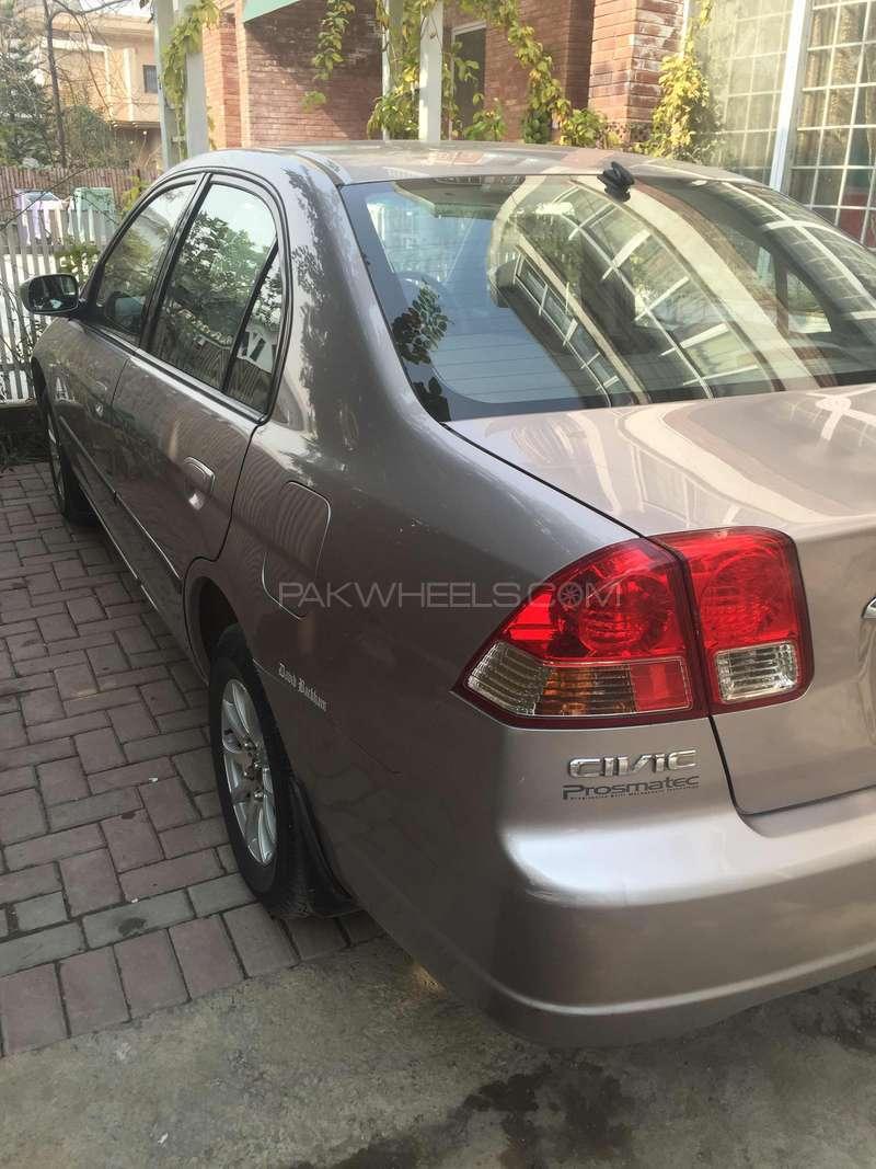 Honda Civic EXi Prosmatec 2002 Image-5