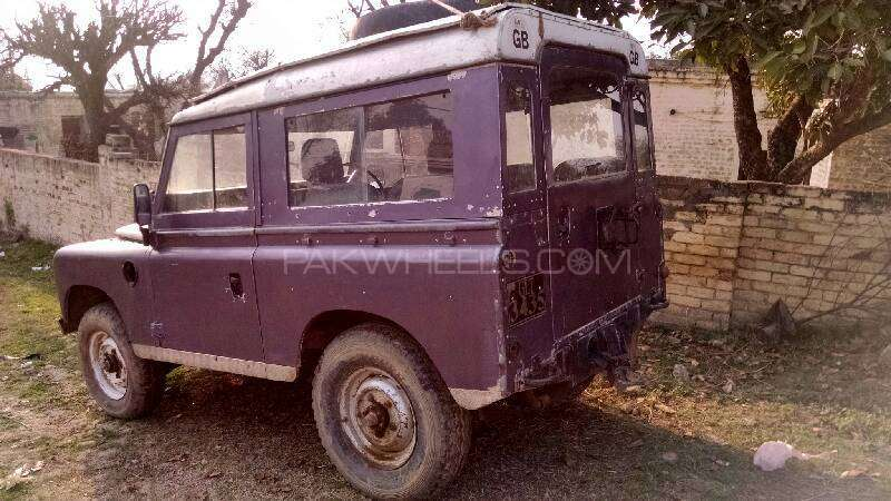 Land Rover Other 1984 Image-3