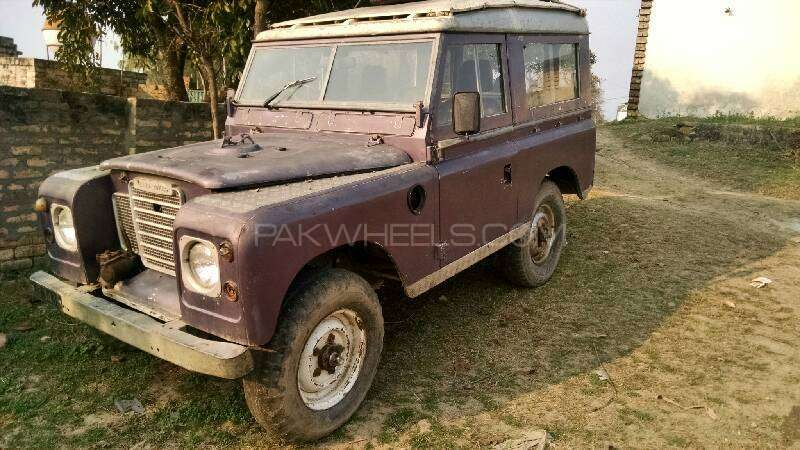 Land Rover Other 1984 Image-4