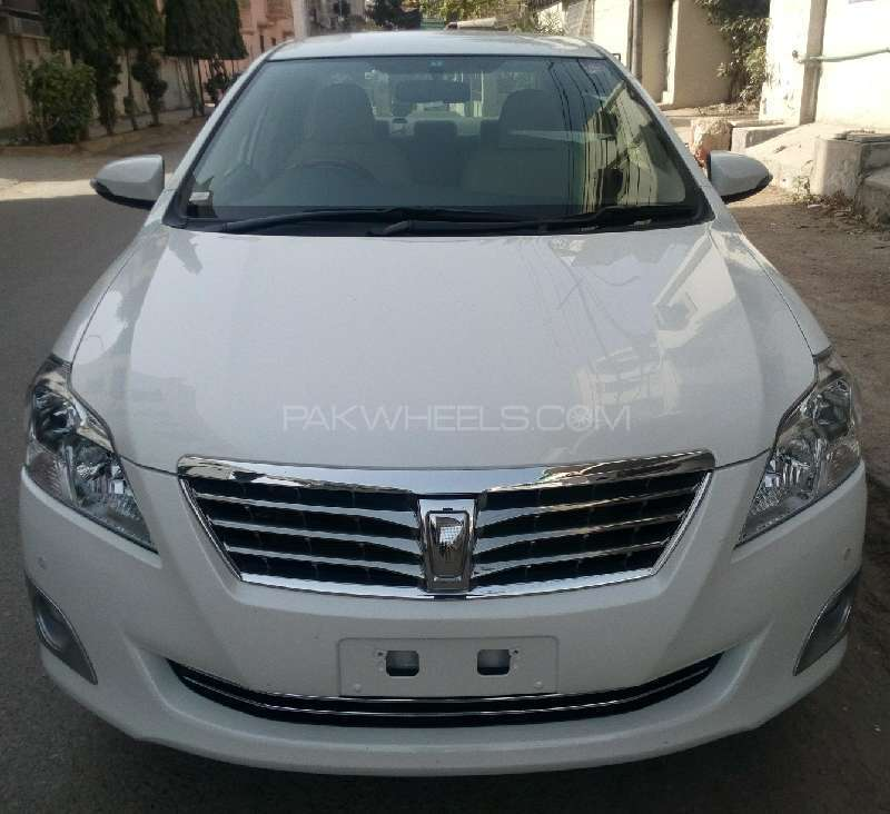 Olx Cars Rawalpindi Islamabad: Toyota Premio X EX Package 1.8 2013 For Sale In Karachi