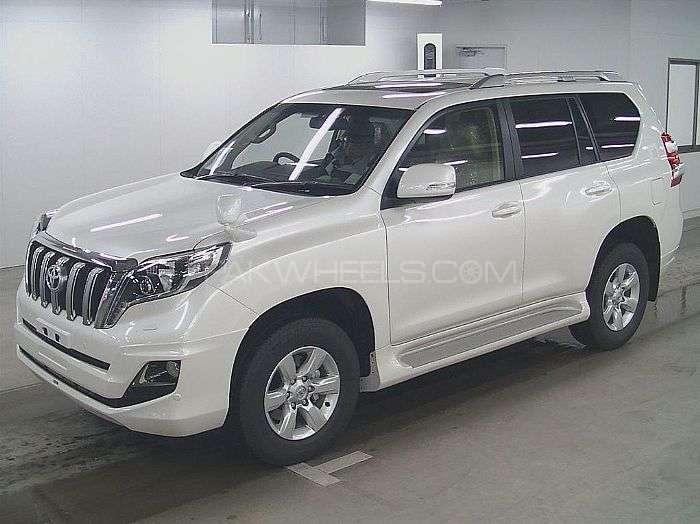 Toyota Prado TX Limited 2.7 2016 Image-1