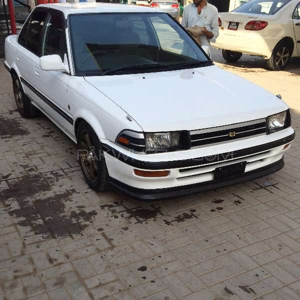 Toyota Corolla SE Limited 1992 For Sale In Peshawar
