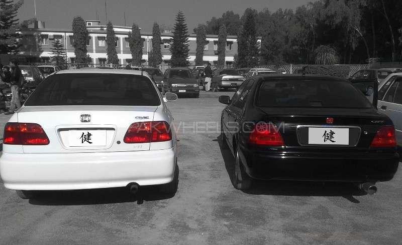 Honda Civic VTi 1.6 1999 Image-7