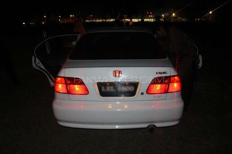 Honda Civic VTi 1.6 1999 Image-6
