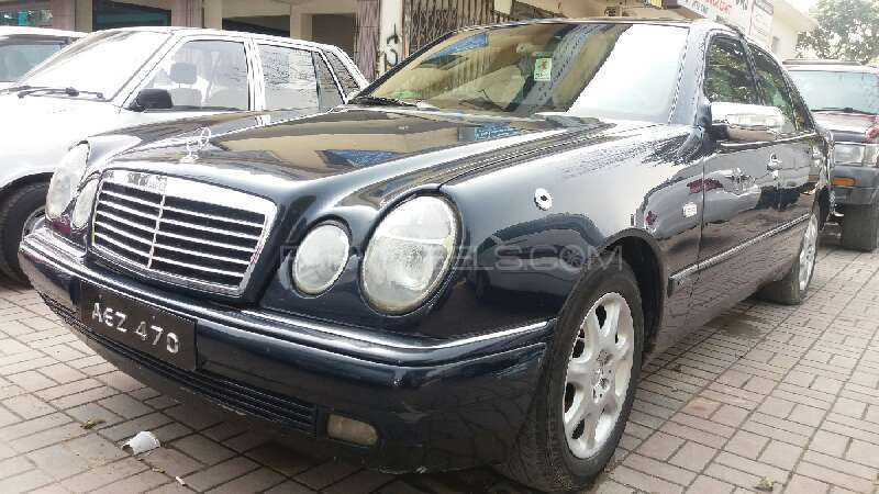 Mercedes benz e class e320 1999 for sale in islamabad for Used mercedes benz rims for sale