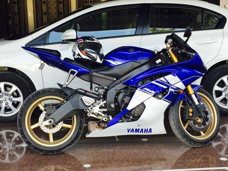 Used yamaha yzf r6 2010 bike for sale in sargodha 154478 for 2010 yamaha r6 for sale