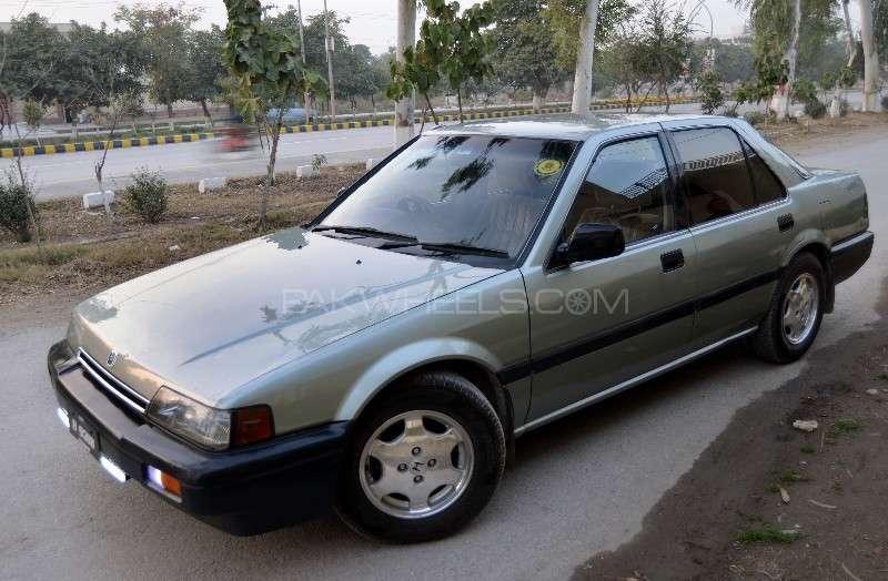 Honda Accord EX 1986 Image-5