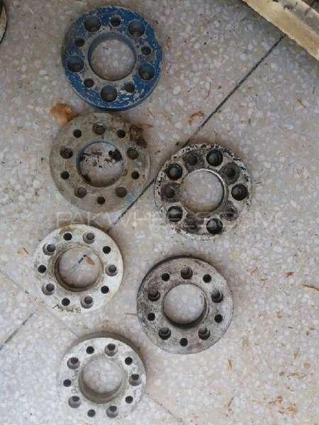 Spacers aluminium Image-1