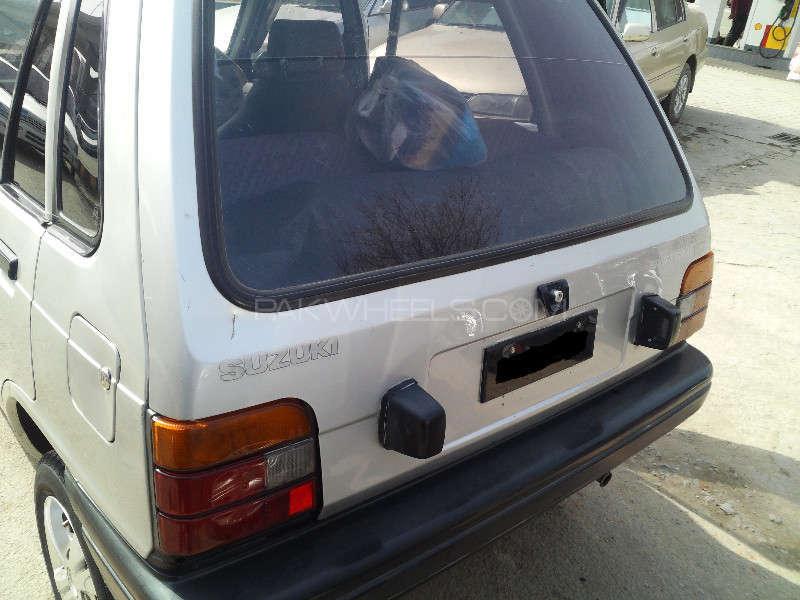 Suzuki Mehran VX (CNG) 2003 Image-4