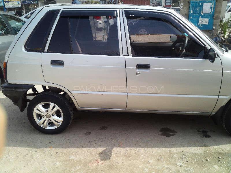 Suzuki Mehran VX (CNG) 2003 Image-10