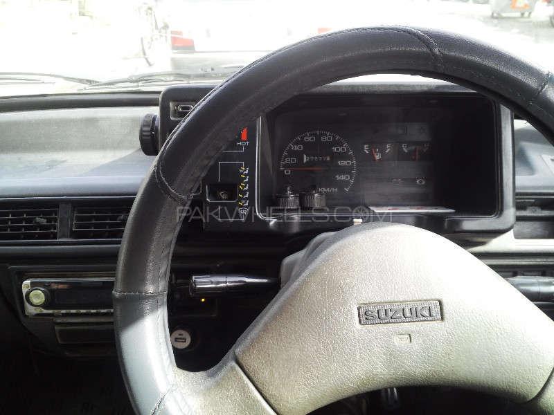 Suzuki Mehran VX (CNG) 2003 Image-2