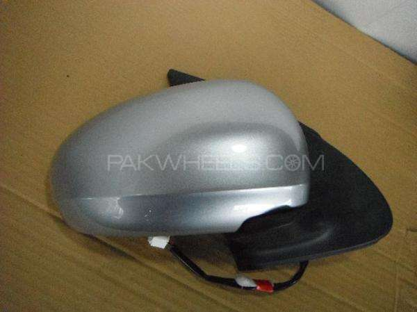 toyota passo right side mirror Image-1