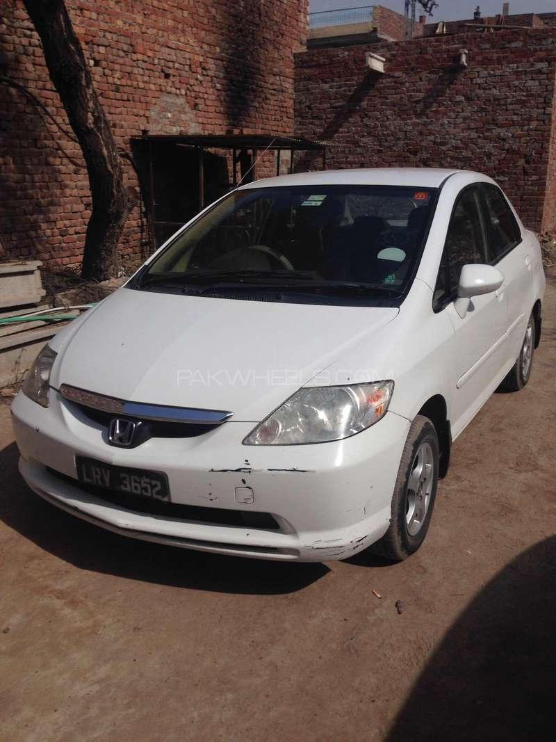 Used Honda City I-dsi 2004 Car For Sale In Lahore