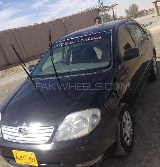 Toyota Corolla Luxel 2001 Image-1