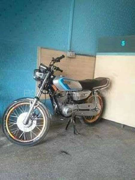 Used yamaha rx 115 1984 bike for sale in lahore 154550 for Yamaha rx115 motorcycle for sale