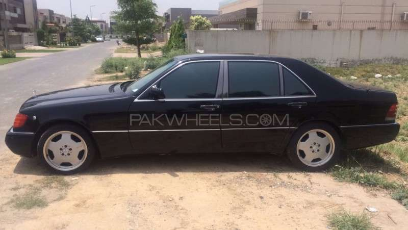 Mercedes benz s class 300se 1995 for sale in lahore for 1995 mercedes benz s class