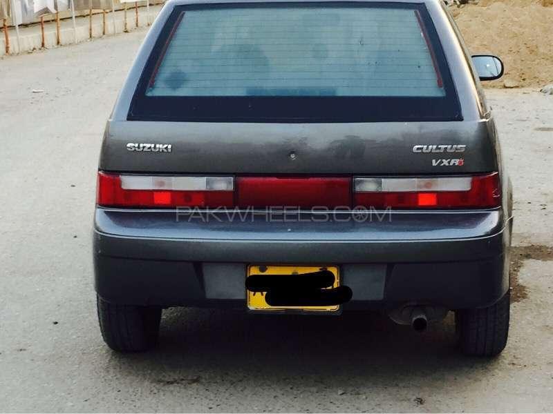 Suzuki Cultus VXRi (CNG) 2010 Image-2