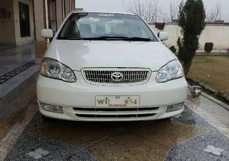 toyota corolla gli 1 3 2006 for sale in attock pakwheels. Black Bedroom Furniture Sets. Home Design Ideas