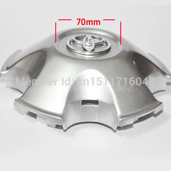 Centre Wheel Cover For Car Image-1