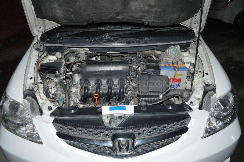 Honda City i-DSI 2006 Image-10