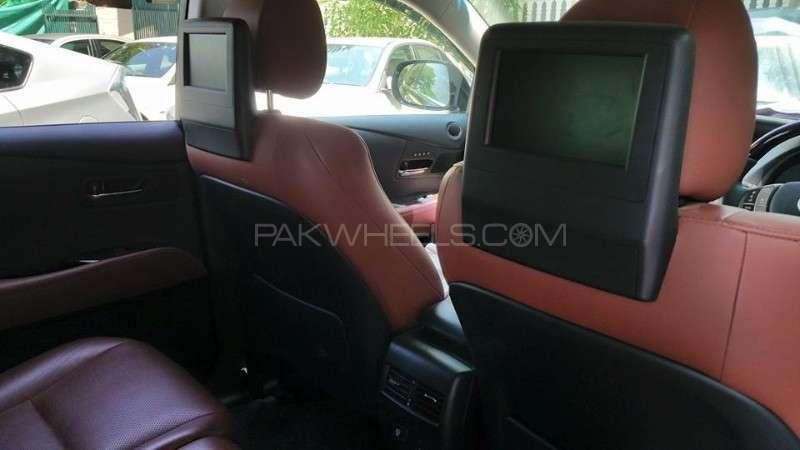 Lexus RX Series 450H 2012 Image-13