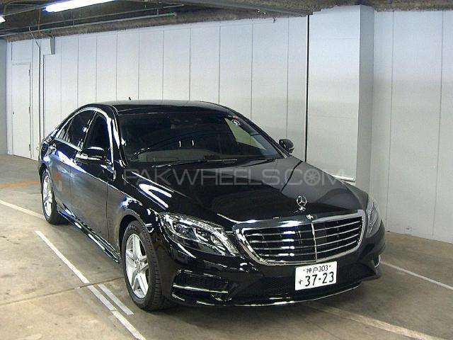 mercedes benz s class s400 hybrid 2014 for sale in. Black Bedroom Furniture Sets. Home Design Ideas