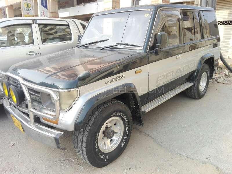 Toyota Prado 1993 Image-2