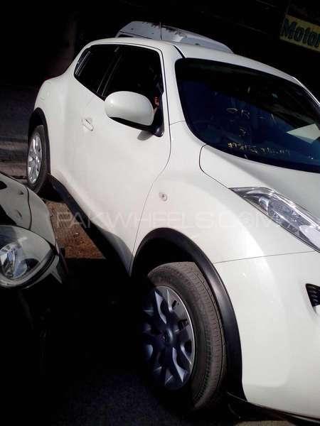 Nissan Juke 15RS 2011 Image-4