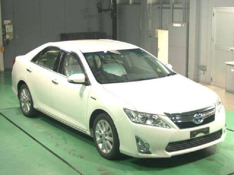 toyota camry hybrid 2012 for sale in karachi pakwheels. Black Bedroom Furniture Sets. Home Design Ideas