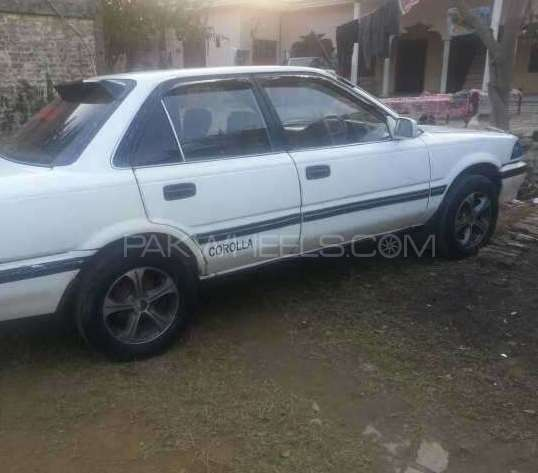 Toyota Corolla DX 1987 For Sale In Mirpur