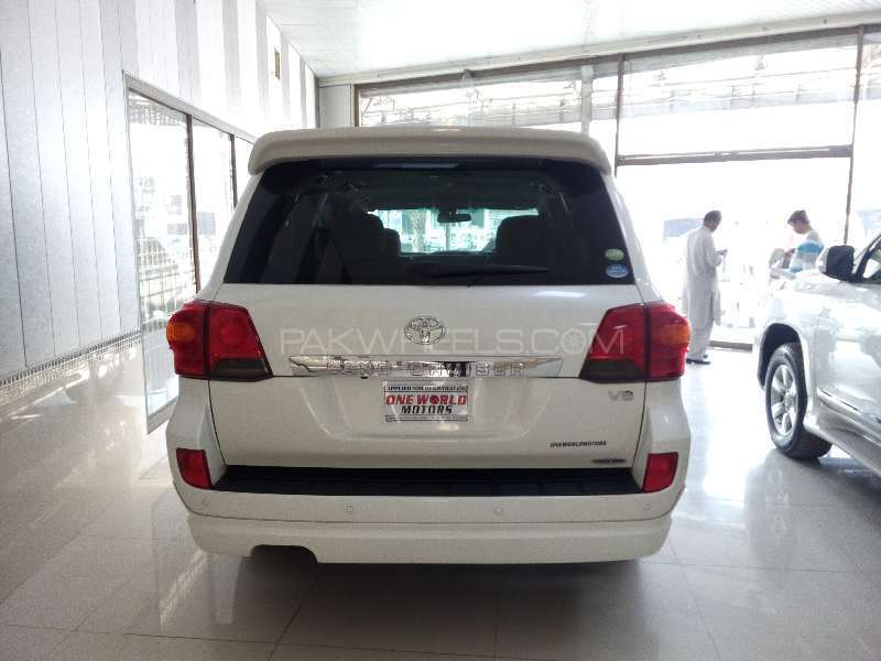 Toyota Land Cruiser AX G Selection 2009 Image-4