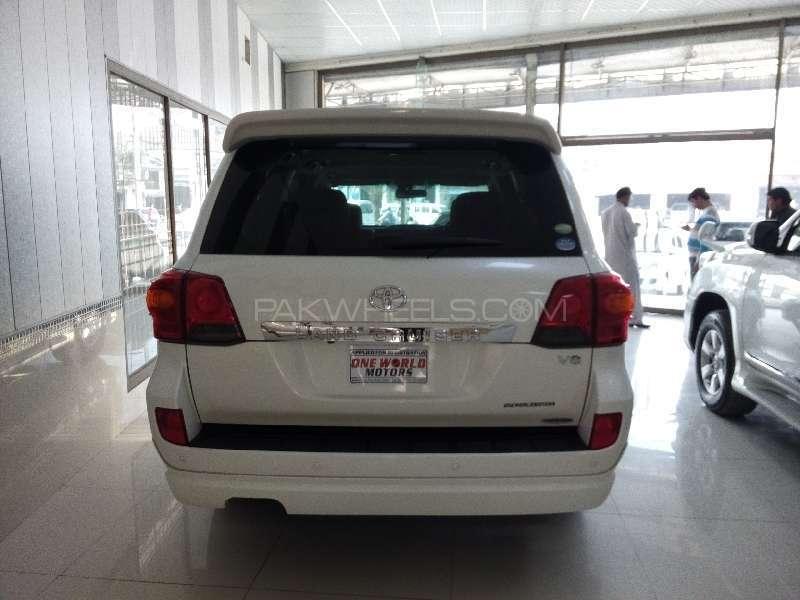 Toyota Land Cruiser AX G Selection 2009 Image-6