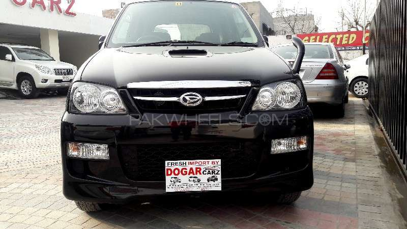 Daihatsu Terios Kid 2010 For Sale In Lahore Pakwheels